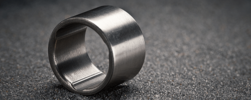 3001 sintered nickel plain bearing with graphite