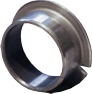 flanged wrapped bushing