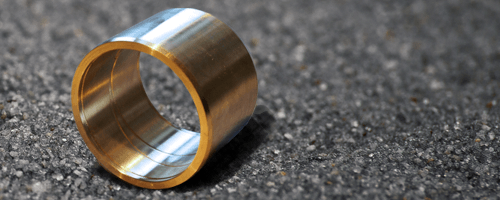 SLPI B - bronze plain bearings